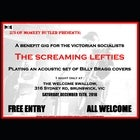 The Screaming Lefties *** FREE ENTRY ***