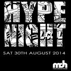 Hype Night 30th August 2014