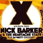 X plus Nick Barker & The Heartache State @ the Gershwin Room