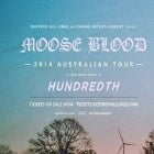 MOOSE BLOOD Aust Tour