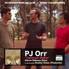 PJ Orr Tightrope Walker Album release show w special guest Buddy Glass (Peabody)
