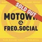 SOLD OUT - Motown @ Freo.Social - 8th Anniversary Edition