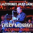 Lazybones Jazz Jam - Mon 1 March