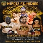 Héroes Reuniendo: An Evening with the Stars of Lucha