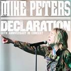 MIKE PETERS: 'DECLARATION' 30TH ANNIVERSARY AUSTRALIAN TOUR 2014