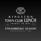 The Kingston Town Club Lunch