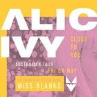 Mr Wolf Pres. Alice Ivy ft. Miss Blanks | Fri 24th May
