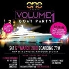 Volume 1 Boat Party