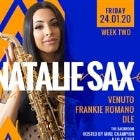 Argyle Summer series ft. NATALIE SAX