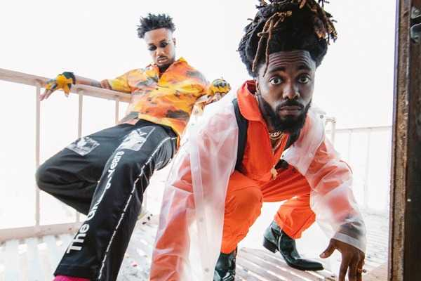EARTHGANG (USA) - Early Show