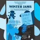 Winter Jams – School Holiday Songwriting Workshop