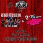 AUSTRALIAN MOTLEY CRUE SHOW & THE ROCK OF AGES TRIBUTE SHOW