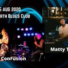 Blues ConFusion + Matty T Wall