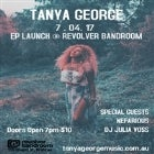 TANYA GEORGE EP LAUNCH