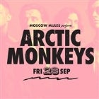 Arctic Monkeys by Moscow Mules
