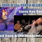 Steve Rae Band + Diamond Dave and the Doodaddies