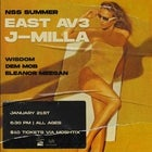 NSS Summer: EAST AV3〡J - MILLA