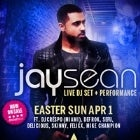 rnb superclub ft Jay Sean Live Dj Set + Performance - Sun April 1st