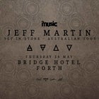 Jeff Martin 'Set in Stone' Australian Tour