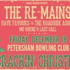 Stanley Records present 'A Crackin' Christmas' with the Re-Mains - Friday, December 18