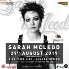 Sarah McLeod (The Superjesus) / Bird Flies High / Amanda Emblem