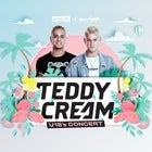 Teddy Cream in Concert u/18 - BRISBANE