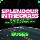 Splendour in the Grass 2019 | Buses