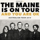 THE MAINE Australian Tour 2019