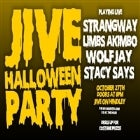 JIVE Halloween Party