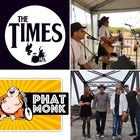 THE TIMES & PHAT MONK LIVE