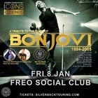 NEW DATE TBA: Icons & Legends : A Tribute to the music of Bon Jovi