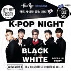 Kpop Night - Black or White Dress Up Party
