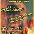 The Culture Industry (NSW) + Cowboys and Injuries + Kombi Killers + special guests