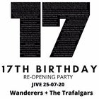 Jive 17th Birthday Re-Opening Party
