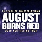 "AUGUST BURNS RED ""Constellations"" 10 Year Anniversary Tour"