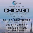 Chicago Here We Come Concert - Featuring Blues Brothers, Dr Farquhar, The Jethros & DJ Duke Vinyl