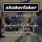 STEP ON - Definitely Maybe 25th Anniversary w/ Shakerfaker (Live)
