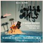 Yours & Owls - Music & Arts - Festival Weekender