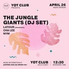 The Jungle Giants DJ Set | Gold Coast