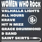 WOMAN WHO ROCK