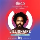 Ministry of Sound Club Ft. Jillionaire (Of Major Lazer)