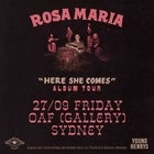 "ROSA MARIA - ""Here She Comes"" Album Launch"