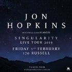 JON HOPKINS (UK)