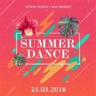 Summer Dance w/ Mike Huckaby, Youandewan, Luen Jacobs + more