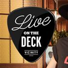 Live on the Deck: Sarah McLeod (The Superjesus)