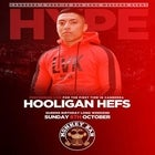 HOOLIGAN HEFS live in Canberra