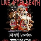 Metal of Honor presents NYE:  Live After Death The Iron Maiden Tribute