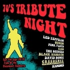 70's TRIBUTE NIGHT - SEPT 2019