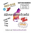 Silverstreetcats @Bed