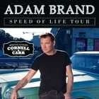 Adam Brand Speed of Life Tour